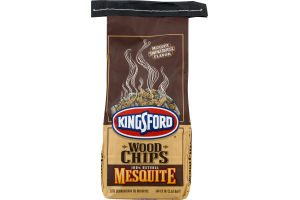 Kingsford Wood Chips Mesquite