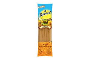 Макаронні вироби Cпагетті Хуторок м/у 450г