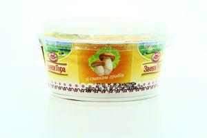 Сыр плавленый с грибами ЗвениГора 175г п/б