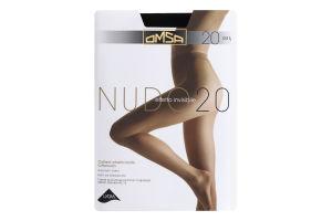 Колготки жіночі Omsa Nudo №219OM 20den XL nero