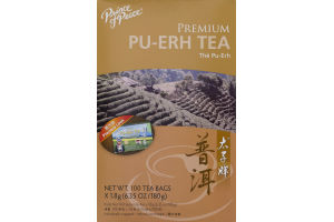 Prince of Peace Premium Pu-Erh Tea Bags - 100 CT