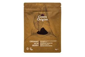 Порошок Green Origins Acaи Берри органический