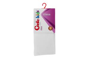 Conte Kids колготи дитячі CLASS р.128-134, 401 білі
