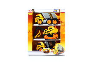 Іграшка Simba Будівельна техніка 3415183