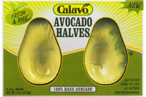 Calavo Avocado Halves - 2 CT