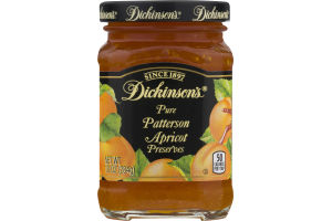 Dickinson's Pure Patterson Apricot Preserves