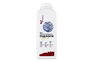 Засіб для миття та очищення підлоги з ароматом лимону DeLaMark 1л