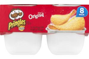 Pringles Snack Stacks! The Original - 8 PK