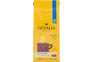 Gevalia Kaffe Dark Gold Roast Ground Coffee Bold