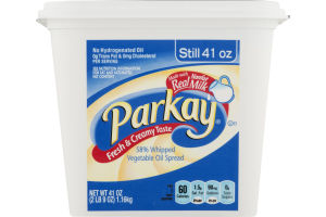 Parkay 58% Whipped Vegetable Oil Spread