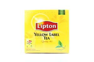 Чай Lipton Yellow Label 200г