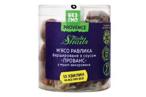 Мясо улитки фаршированное с соусом Прованс в ракушке Tante Snails п/б 210г