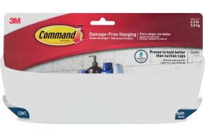 3M Command Damage-Free Hanging Bath Caddy