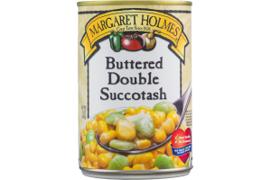 Margaret Holmes Buttered Double Succotash