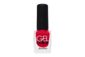 Лак для ногтей Gel color №28 Jerden 5мл