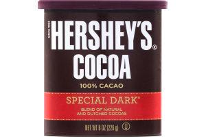 HERSHEY'S SPECIAL DARK Chocolate Cocoa