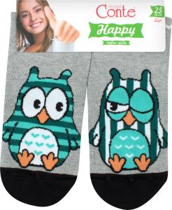 Шкарпетки Conte Happy жіночі 25