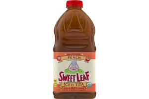 Sweet Leaf Iced Tea Peach
