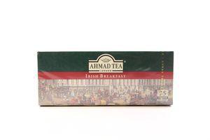 Чай Ahmad Tea Irish Breakkfast 25х2г х36