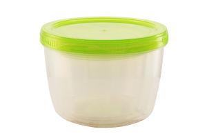 Контейнер харчовий універсальний 3в1 Twist Box Ал-Пластик 600мл+880мл+1180мл