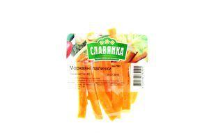 Морквяні палички Славянка 80г