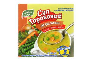 Суп гороховий особливий Тётя Соня м/у 180г