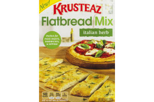 Krusteaz Flatbread Mix Italian Herb