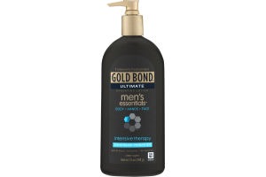 Gold Bond Ultimate Hydrating Lotion Men's Essentials Body-Hands-Face