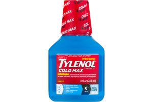 Tylenol Cold Max Night Cool Burst