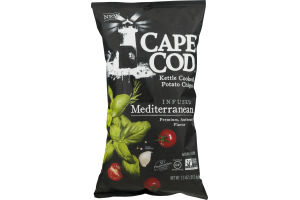 Cape Cod Kettle Cooked Potato Chips Infused Mediterranean