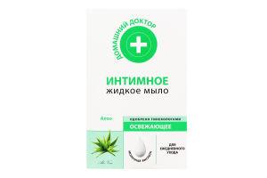 Мыло жидкое для интимной гигиены Освежающее Домашний доктор 200мл