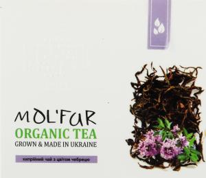 Чай кипрейный с цветом чабреца Mol'far к/у 50г