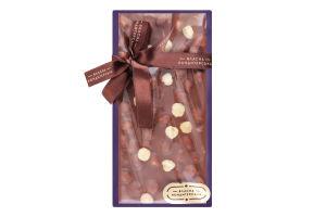 Шоколад молочный Бельгийский с фундуком
