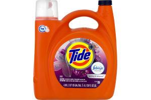 Tide + Febreze Freshness Detergent Spring Renewal