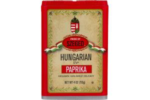 Pride of Szeged Hungarian Style Paprika