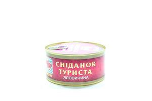 Говядина Завтрак туриста Тинфуд 325г ж/б