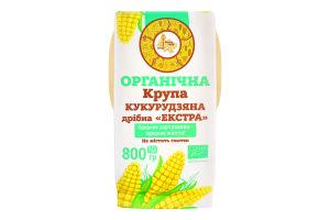 Крупа кукурузная органическая Экстра Галекс-Агро м/у 800г