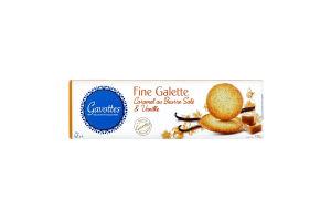 Печенье Gavоttes с соленой карамелью и ванилью