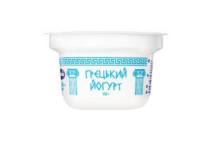 Йогурт 0% Греческий Премія ст 150г