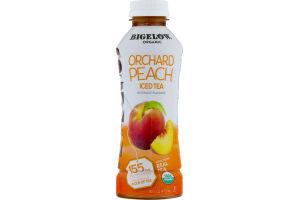 Bigelow Organic Iced Tea Orchard Peach