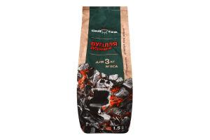 Уголь древесный Grill Time 1.5кг