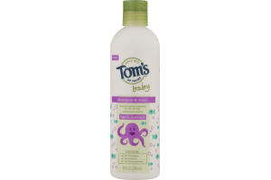 Tom's Of Maine Baby Shampoo & Wash Lightly Scented