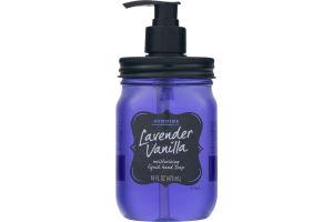 Genuine Lavender Vanilla Moisturizing Liquid Hand Soap