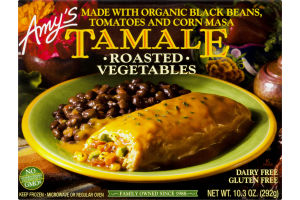 Amy's Tamale Roasted Vegetables
