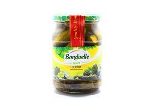 Огірки Bonduelle ( 3-6 см) 580мл х6