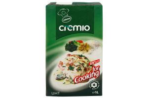 Заменитель сливок 25% на растительной основе Cremio Universal 1л