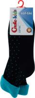 CONTE-KIDS SOF-TIKI Шкарпетки дитячі р.20 227 темно-синій-бірюза