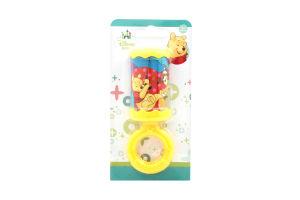 Игрушка для детей от 3 месяцев Винни Пух Disney Baby Simba к/у 1шт