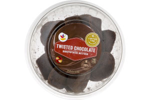 Ahold Twisted Chocolate Brownie Bites