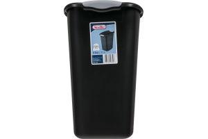 Sterilite Open Wastebasket Black - 3 Gallon